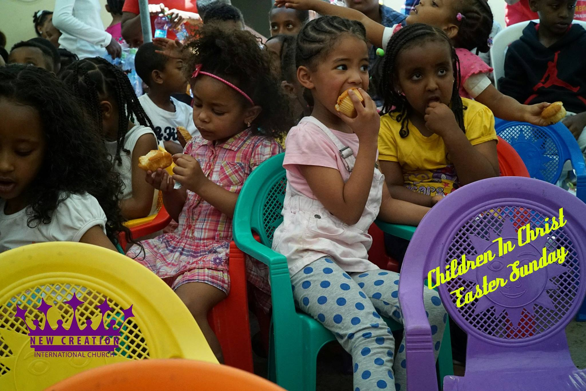 New Creation church Ethiopia Children Ministry Easter Celebration (7)